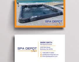 #414 untuk Design business cards oleh sadekursumon