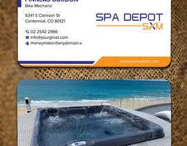#85 untuk Design business cards oleh Dipu049