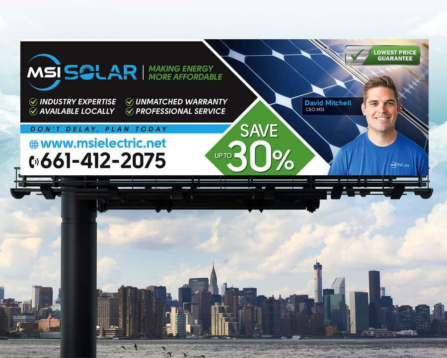 Kilpailutyö #                                        36                                      kilpailussa                                         Billboard Ideas Solar