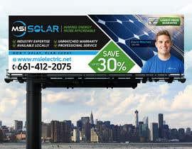 Nro 36 kilpailuun Billboard Ideas Solar käyttäjältä mudacir25