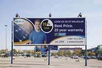 Graphic Design Kilpailutyö #44 kilpailuun Billboard Ideas Solar