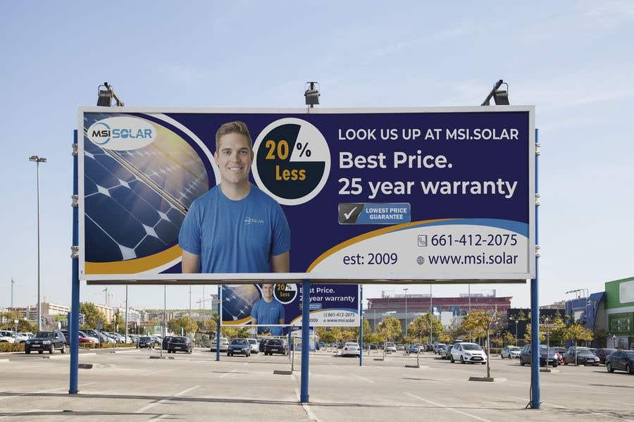 Bài tham dự cuộc thi #                                        44                                      cho                                         Billboard Ideas Solar