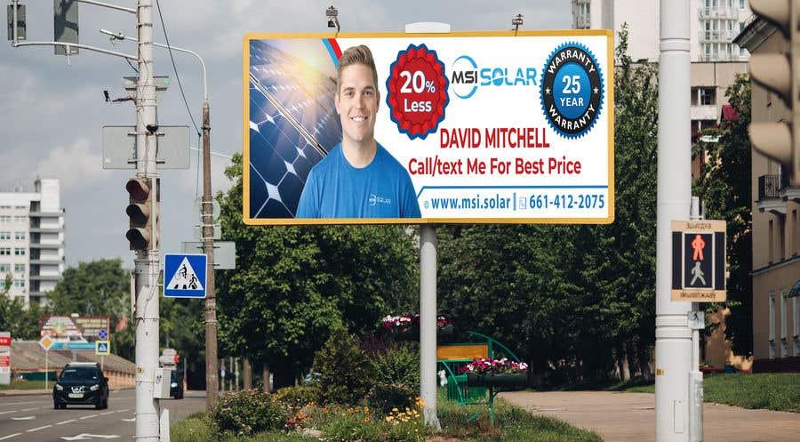 Bài tham dự cuộc thi #                                        58                                      cho                                         Billboard Ideas Solar