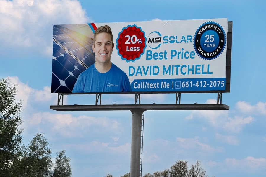 Bài tham dự cuộc thi #                                        59                                      cho                                         Billboard Ideas Solar