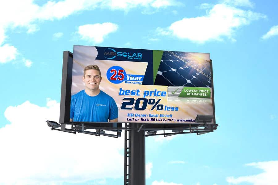 Kilpailutyö #                                        64                                      kilpailussa                                         Billboard Ideas Solar
