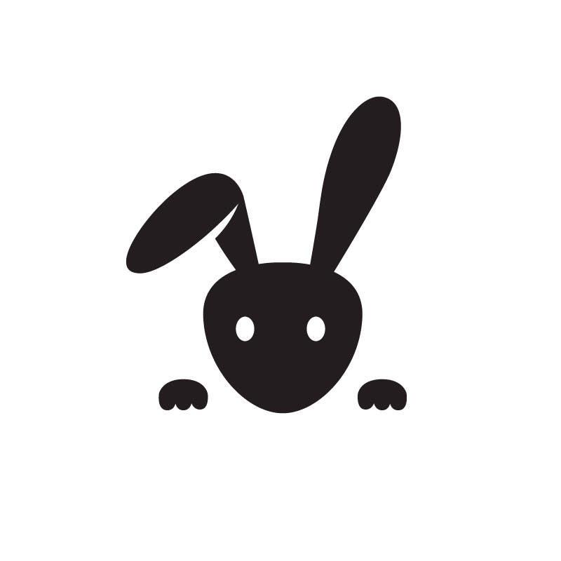 Proposition n°74 du concours Design a Bunny Logo for iPhone App