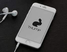 Nro 36 kilpailuun Design a Bunny Logo for iPhone App käyttäjältä Novusmultimedia