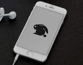 Nro 57 kilpailuun Design a Bunny Logo for iPhone App käyttäjältä Novusmultimedia