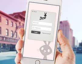 Nro 49 kilpailuun Design a Bunny Logo for iPhone App käyttäjältä sandwalkers