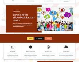 #14 for Help design EZ Stickerbook WordPress site by almamun620