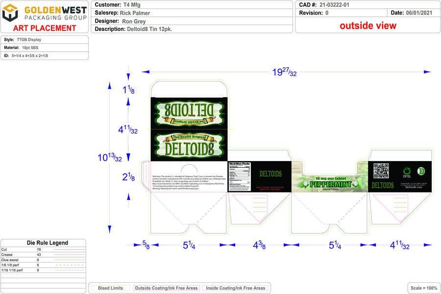 Penyertaan Peraduan #                                        4                                      untuk                                         Display BOX DESIGN to diylines