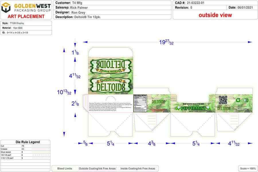 Penyertaan Peraduan #                                        8                                      untuk                                         Display BOX DESIGN to diylines