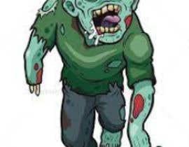 #22 for Concept art for a monster af oritosola