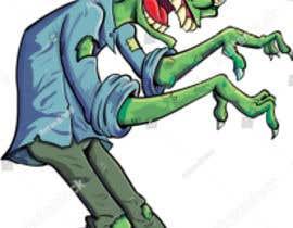 #23 for Concept art for a monster af oritosola