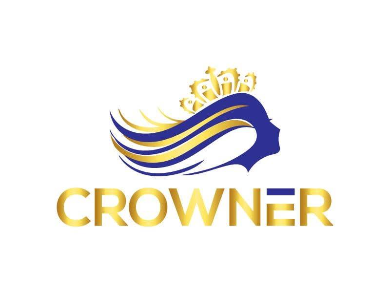 Penyertaan Peraduan #                                        287                                      untuk                                         Design a logo for Crowner!
