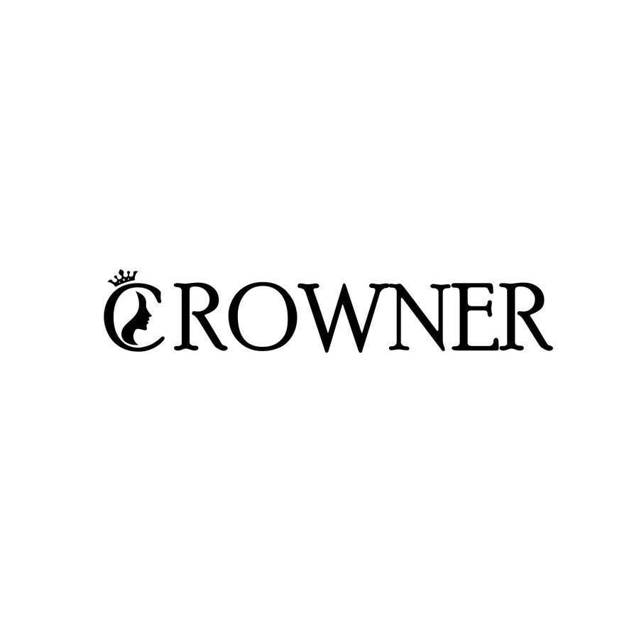 Penyertaan Peraduan #                                        345                                      untuk                                         Design a logo for Crowner!