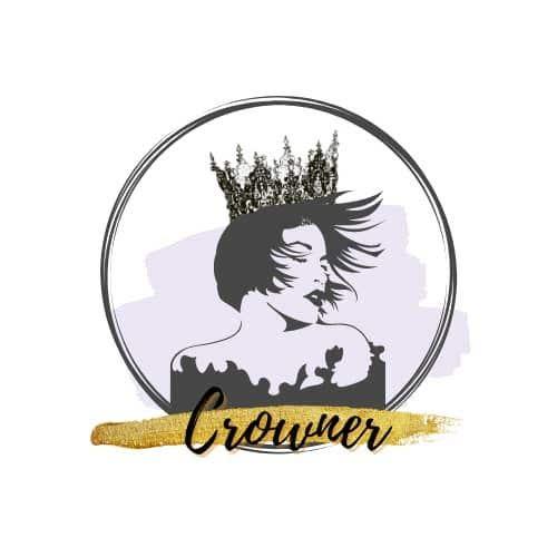 Penyertaan Peraduan #                                        295                                      untuk                                         Design a logo for Crowner!