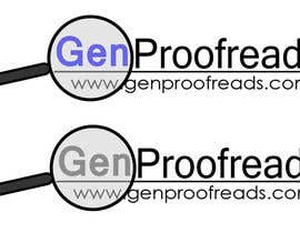 #85 para Design a Logo for Gen Proofreads por MilosRankovic