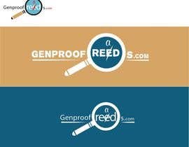nº 143 pour Design a Logo for Gen Proofreads par arteastik