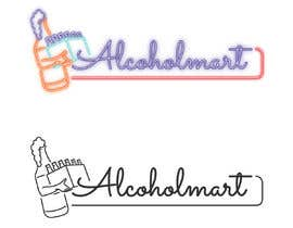 #56 for Logo for alcohol e-commerce site af nishantggs