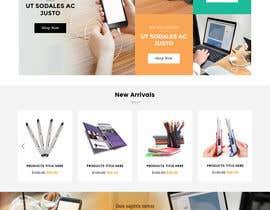 Nro 39 kilpailuun Ecommerce website design mock-up käyttäjältä anusri1988