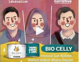 nº 19 pour Animator for a very short clip par tikattiikot