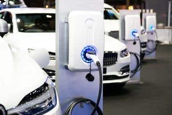 Kilpailutyö #                                        8                                      kilpailussa                                         3D design of charging point for a Electric Vehicule