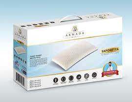 Nro 15 kilpailuun Pillow Package Design käyttäjältä bjm2911