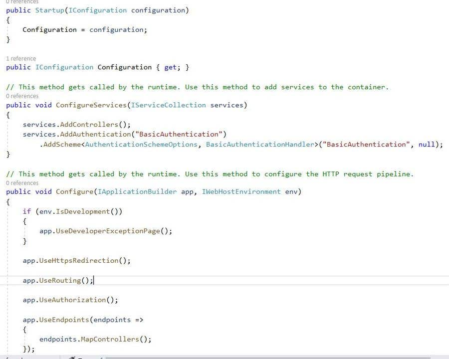Penyertaan Peraduan #                                        6                                      untuk                                         Optimize code running time in ASP. NET