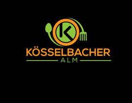 nº 1446 pour Logogestaltung für ein Almrestaurant / Almhütte in Österreich par sima360