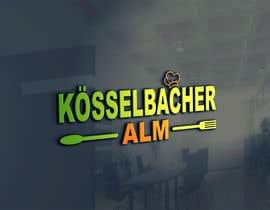 nº 1448 pour Logogestaltung für ein Almrestaurant / Almhütte in Österreich par HADESIGNERS12