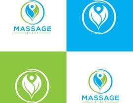 Nro 185 kilpailuun Logo design and Name for Massage application käyttäjältä akterlaboni063