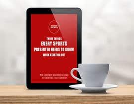 Nro 53 kilpailuun Design Cover for Slim Book - Free guide for beginner sports presenters käyttäjältä fatemaakterkeya1
