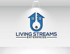 #436 cho Logo for company Living Streams Enterprise bởi foysalh308