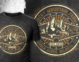 Nro 428 kilpailuun Design a Western T-Shirt with our Cattle Brand käyttäjältä romimulawarman