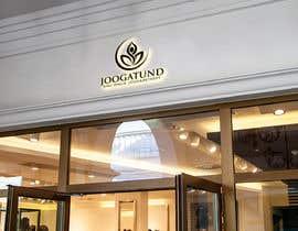 "#394 para Design a logo for Yoga theraphy brand ""Joogatund"" por arifinakash27"