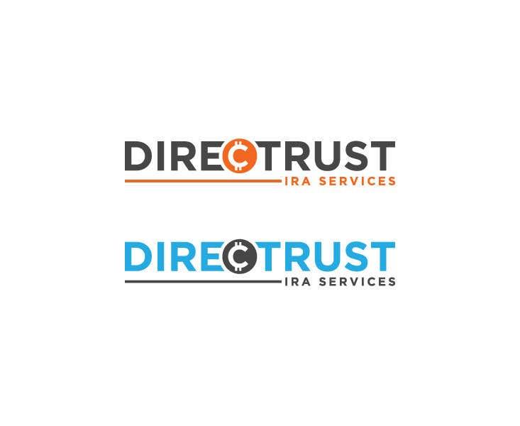 Penyertaan Peraduan #                                        327                                      untuk                                         Directrust Logo Contest