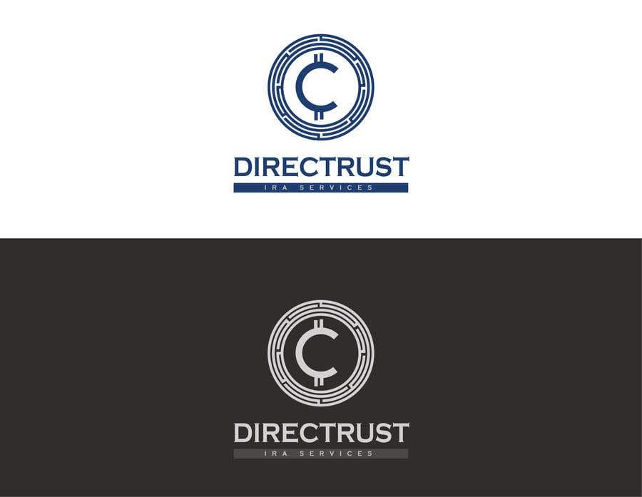 Penyertaan Peraduan #                                        282                                      untuk                                         Directrust Logo Contest