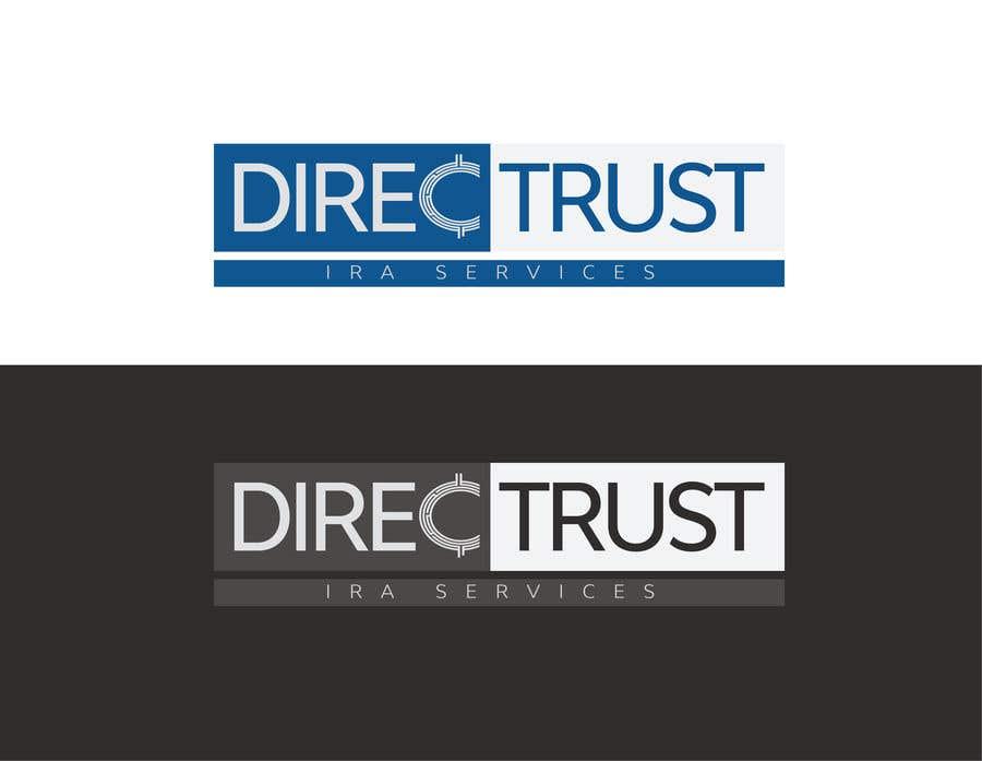 Penyertaan Peraduan #                                        312                                      untuk                                         Directrust Logo Contest