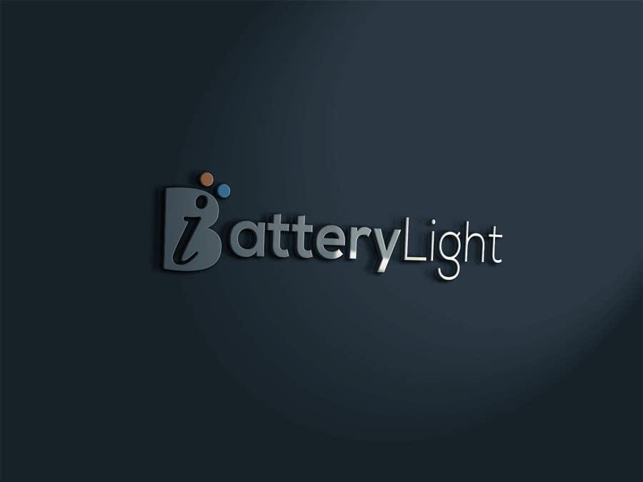 Konkurrenceindlæg #89 for iBatteryLight Logo