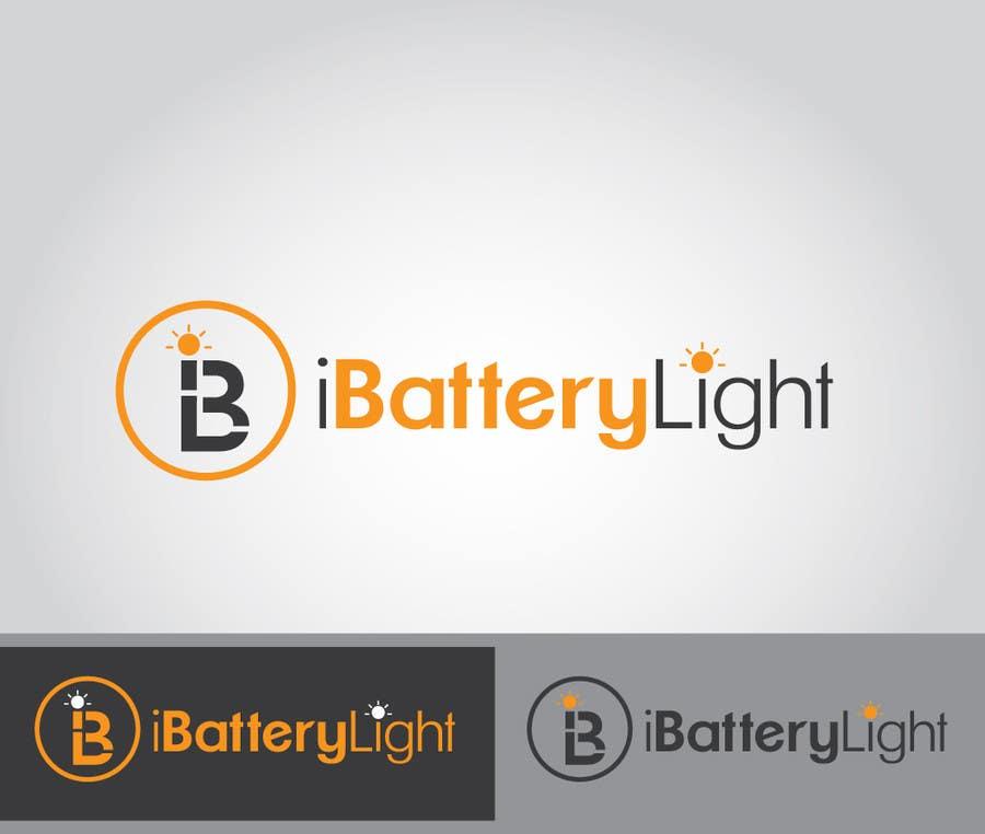 Konkurrenceindlæg #21 for iBatteryLight Logo