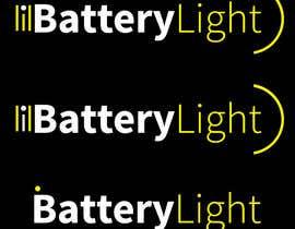 Nro 4 kilpailuun iBatteryLight Logo käyttäjältä Shadowline