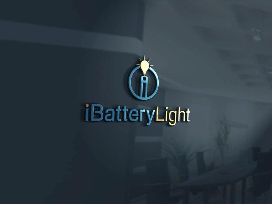 Konkurrenceindlæg #162 for iBatteryLight Logo