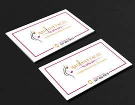 #125 cho Add text to my business card bởi mohin202