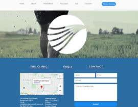 Nro 17 kilpailuun Refresh existing website- Wix käyttäjältä Tousher478600
