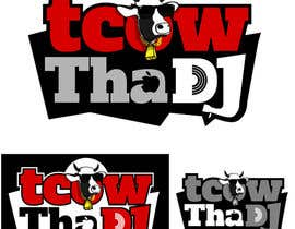 "#88 for DJ Design - ""tcow Tha DJ"" by robertlopezjr"
