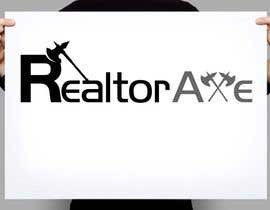 #29 for Design a Logo for RealtorAxe.com af LincoF