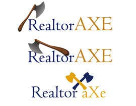 #13 for Design a Logo for RealtorAxe.com af KachefAzeez