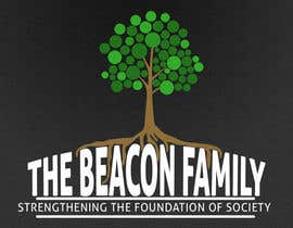 #17 untuk Design a Logo for The Beacon Family oleh DizzyDuckDesign