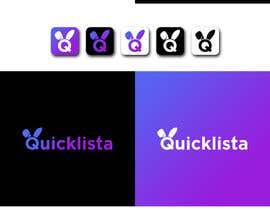 Nro 365 kilpailuun Design LOGO / APP ICON & LOGOFONT for Quicklista App käyttäjältä zaidahmed12